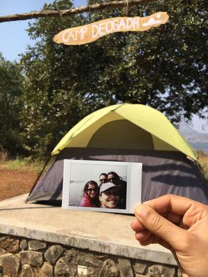 Weekend Getaway at Camp Deogadh!
