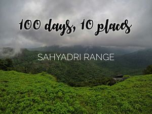 My 100 Badass Days In Pune : How I Managed My Shift Job To Explore Sahyadri Range