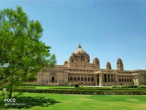 Short trip to Umaidh bhawan