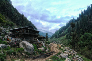 When My mind set to be lost into Parvati Valley, Himachal Pradesh