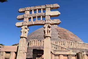 Saanchi Stupa...