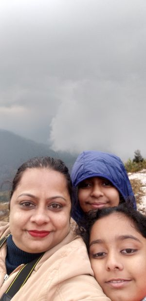 #SELFIEWITHAVIEW#TRIPOTOCOMMUNITY# who cares abt d clouds wen v r tghtr?