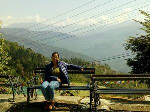 Gangtok Tales, The City of Snowy Peaks