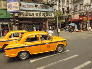 The Hot Streets of Kolkata