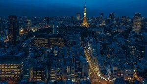 Where fantasy and fascination meets reality - 48 hours in Tokyo