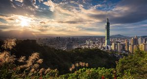 Punching way above its weight, and how!! 10 days in the beautiful island of Taiwan.