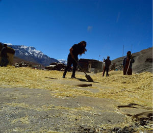 A Day With The Locals Of Spiti Valley