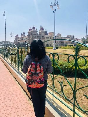 A Weekend Getaway to Mysore