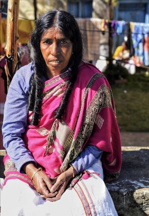 The Todas tribe of Nilgiris
