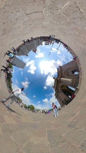 Mumbai in 360 degree
