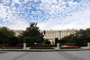 Royal Palace of Madrid 1/3 by Tripoto