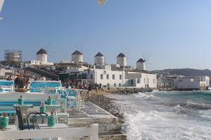 Windmills #windymykonos #saymykonos #BestTravelPictures