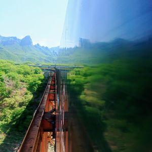 Atravesando la sierra tarahumara en el tren chepe! ???? #BestTravelPictures