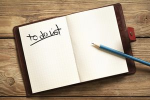 To do list before you travel