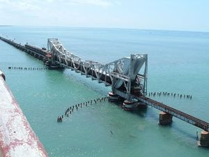 Pamban Bridge 1/undefined by Tripoto