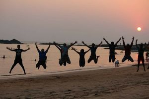 Lost While Travelling - Gokarna