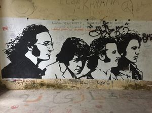 "The untold tale of abandoned ashram ""THE BEATLES ASHRAM""."