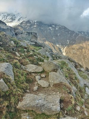 Trail to SnowLine Cafe 1/undefined by Tripoto