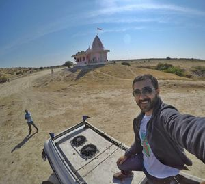 #selfiewithaview #tripotocommunity One in the Rann of Kutch.