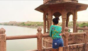 The Blue Lagoon Of Rajasthan.
