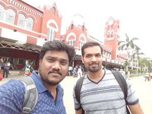 Chennai and Pondicherry Visit