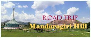 EXPLORE THE UNEXPLORED - MANDARAGIRI HILLS | JAIN TEMPLE | BASADI BETTA (PEACOCK TEMPLE)