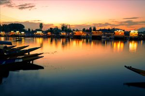 Kashmir's Color Palette!