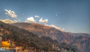 Sunsets & Conversations in Mcleodganj