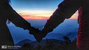 Winch camp trek- A Million dollar Sunset