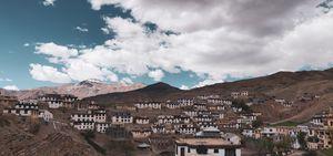 Kibber, in Spiti Valley in HimachalPradesh, is believed to be highest motorable village in the world
