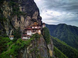 Unplanned trip to Bhutan