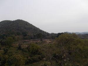 Biking around some lakes and falls in my neighboring state Jharkhand.