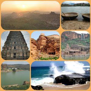 peace and tranquility of Karnataka