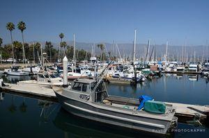 Santa Barbara Harbor 1/2 by Tripoto