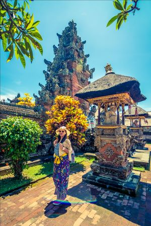 Ubud & Kintamani Tour in 1 day