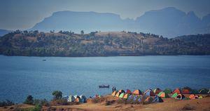 Weekend getaway : Bhandardara
