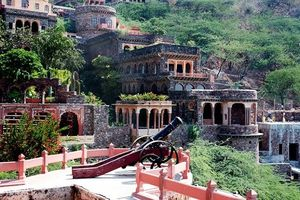 Neemrana – The Fort Palace & Heritage Luxury Resort (2 Hour from Delhi)
