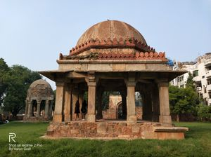Hauz Khas - The Urban Village