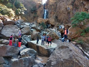 A bike ride to Sahyadri ghatt