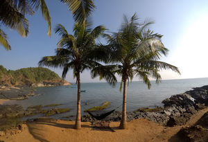 Hippy and Happy in Gokarna: A Photo Journal