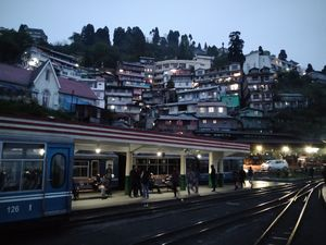 DARJEELING -Reminiscence of a colonial era