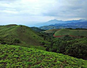 Coorg, The Mountains Are Calling.