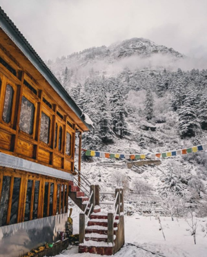 This Little Homestay in the Village of Batseri Will Be Your off Beat Experience in Kinnaur