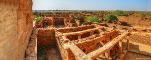 Welcome to Kuldhara-Haunted Village of Jaisalmer