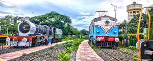Howrah Railway Museum-Rich History of Locomotives By Oursamyatra