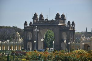 One day in Mysore