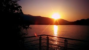 My trip to Lavasa: What I felt about sunset!