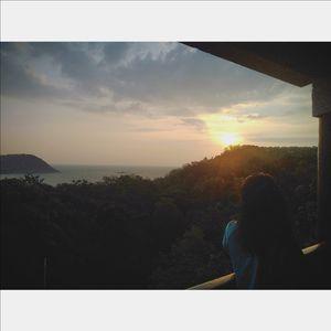 Gokarna the serene - snaps from kudle beach view resort and spa