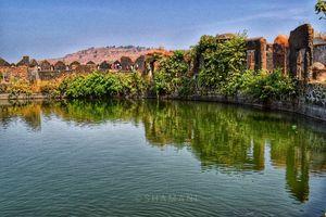 Murud-Janjira - One of the strongest Marine forts in India