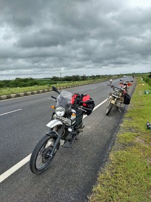 Monsoon Ride I Western ghats I Karnataka